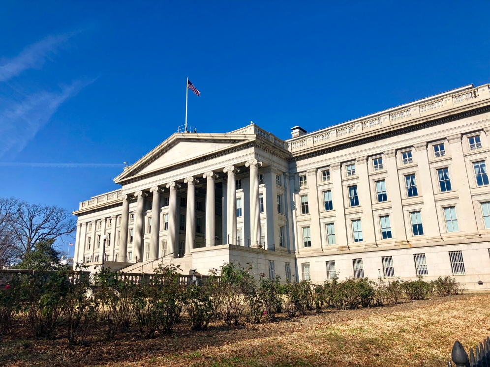US Department of Treasury