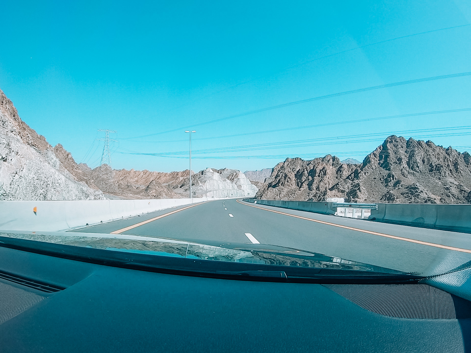A Staycation: Fleeing To Fujairah